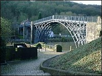 Ironbridge (c) Sabine www.virtual-shropshire.co.uk